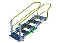 Brief Introduction of Folding Stair