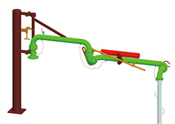 What Is The Application Of The Land Loading Arm?