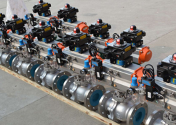 What Are The Working Conditions Of Pneumatic Ball Valve?