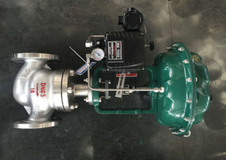 Pneumatic Ball Valve's Working Condition